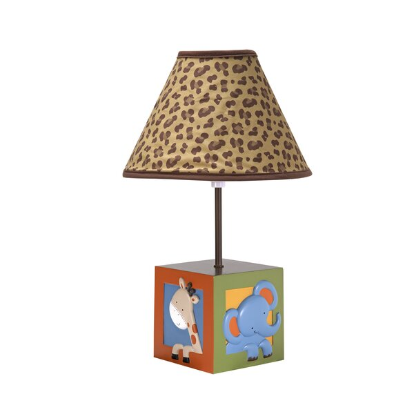 Zambia 17 Table Lamp by NoJo