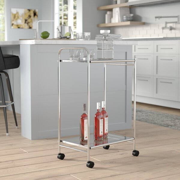 Kitchen Bar Cart by Rebrilliant Rebrilliant