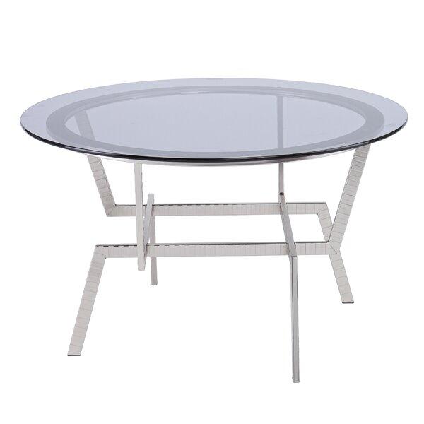 Kirben 4 Legs Coffee Table by Orren Ellis Orren Ellis