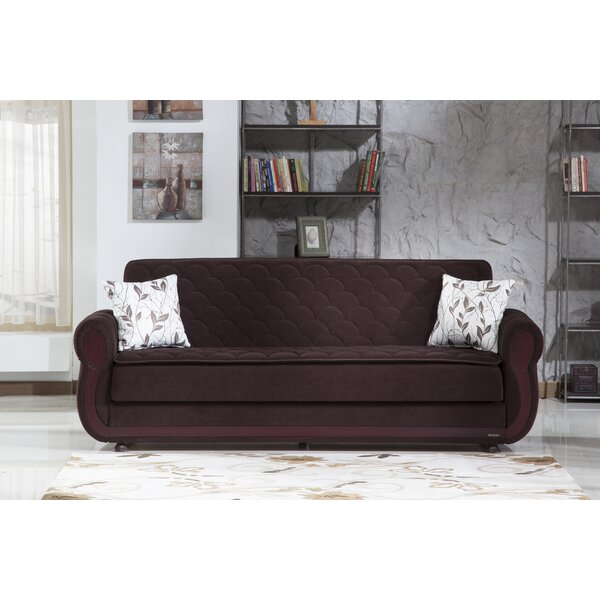 Purchase Online Cayenna Sofa Bed by Latitude Run by Latitude Run