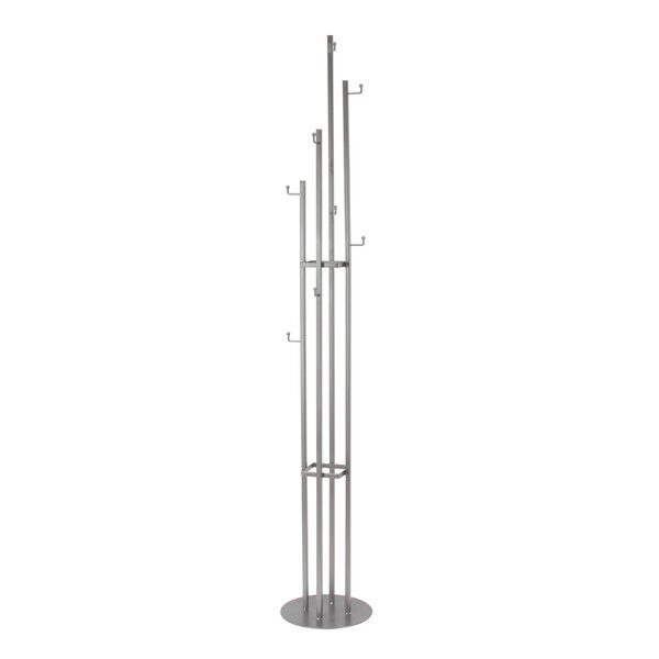 Caelum Industrial Vertical Slim Coat Rack by Orren Ellis