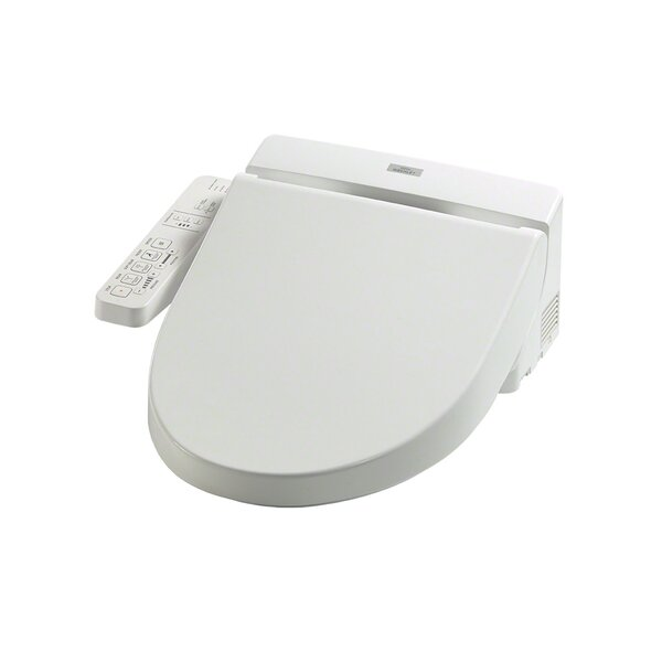 Washlet C100 Toilet Seat Bidet by Toto