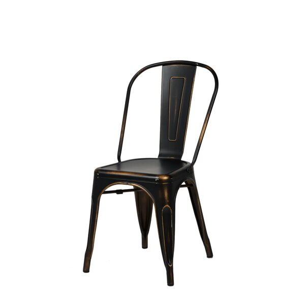 Oscar Stacking Patio Dining Chair by Commercial Seating Products