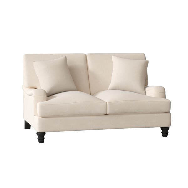 Delphine Loveseat by Wayfair Custom Upholstery™
