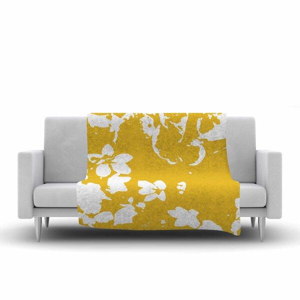 Fleece Throw Blanket by East Urban Home