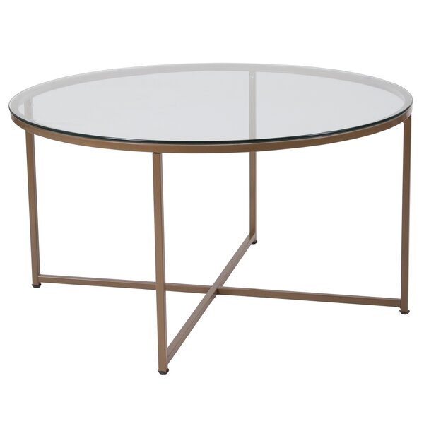Naugle Coffee Table by Ebern Designs