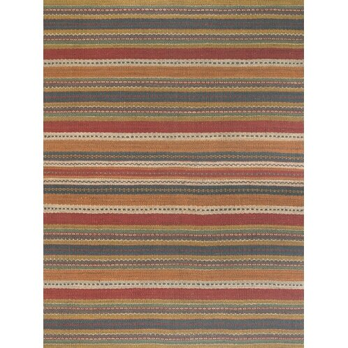 Goodrum Striped Area Rug by Loon Peak