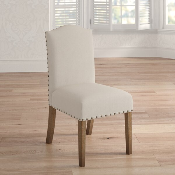 Isla Upholstered Dining Chair (Set of 2) by Mistana Mistana