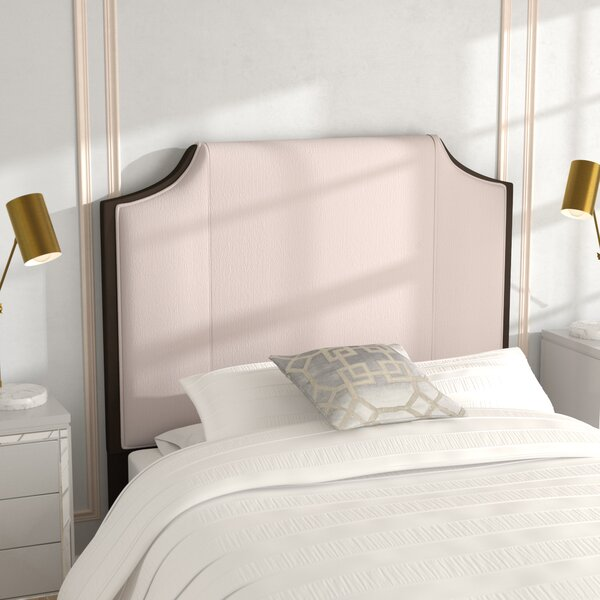 Bonifácio Upholstered Panel Headboard by Willa Arlo Interiors