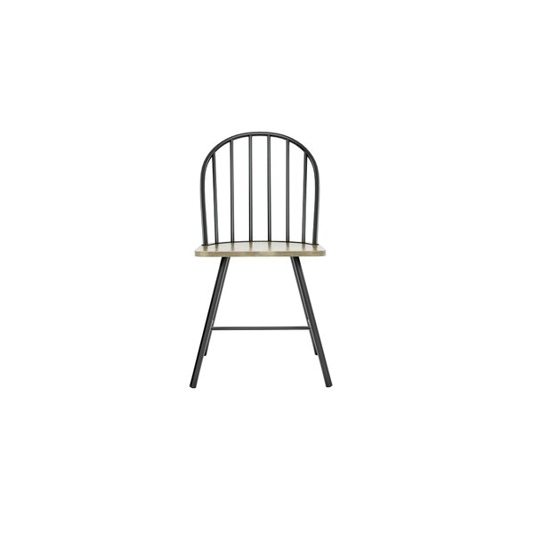 Leo Farmhouse Dining Chair by Novogratz