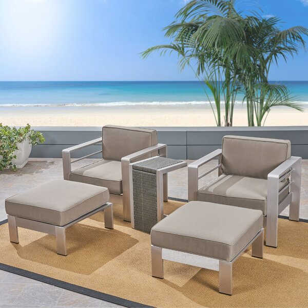 Royalston 5 Piece Sofa Seating Group by Brayden Studio
