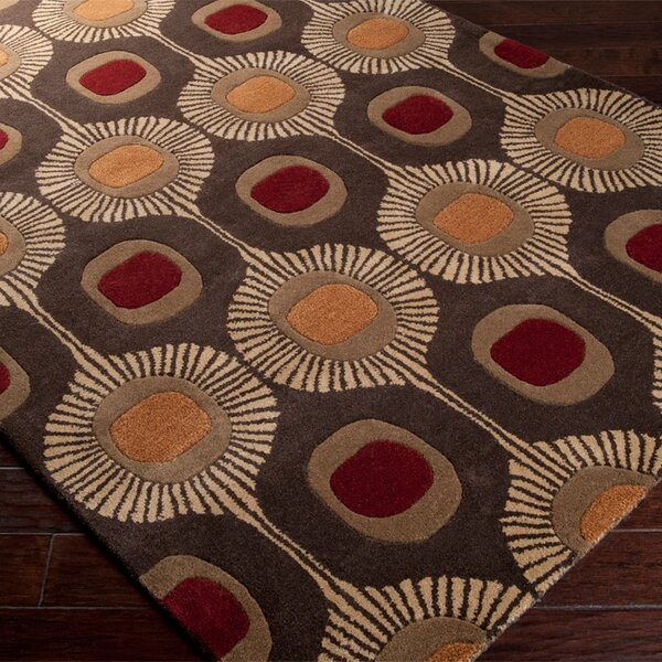 Dewald Multi-Colored Area Rug by Ebern Designs