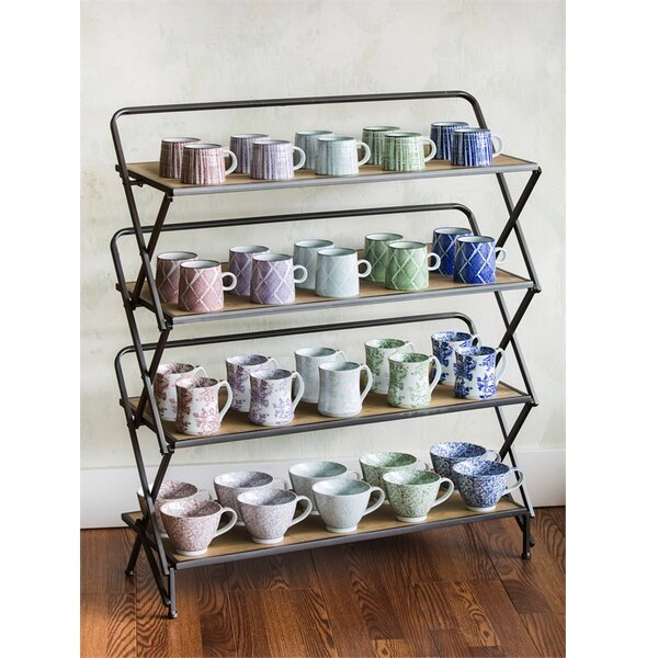 40 H x 35 W Foldable Shelves by Cape Craftsmen