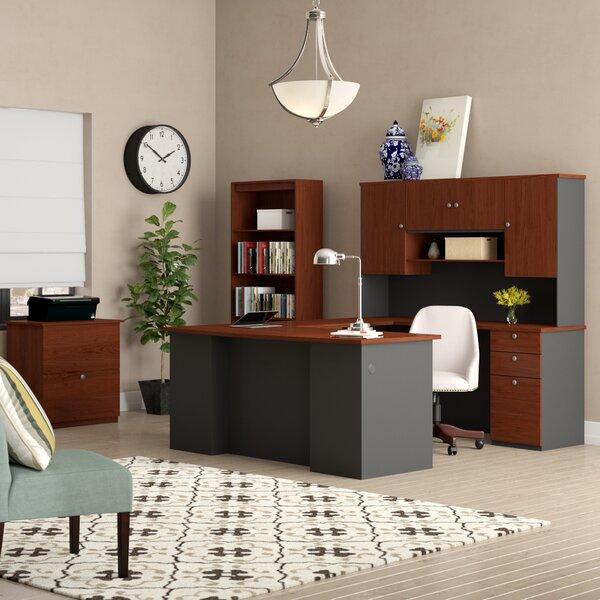 Independence 3 Piece U-Shape Desk Office Suite by Red Barrel Studio