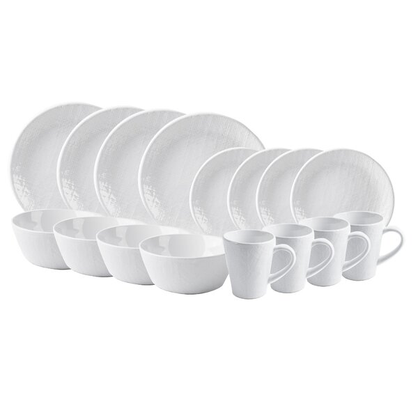 Fazeley 16 Piece Dinnerware Set, Service for 4 by Williston Forge