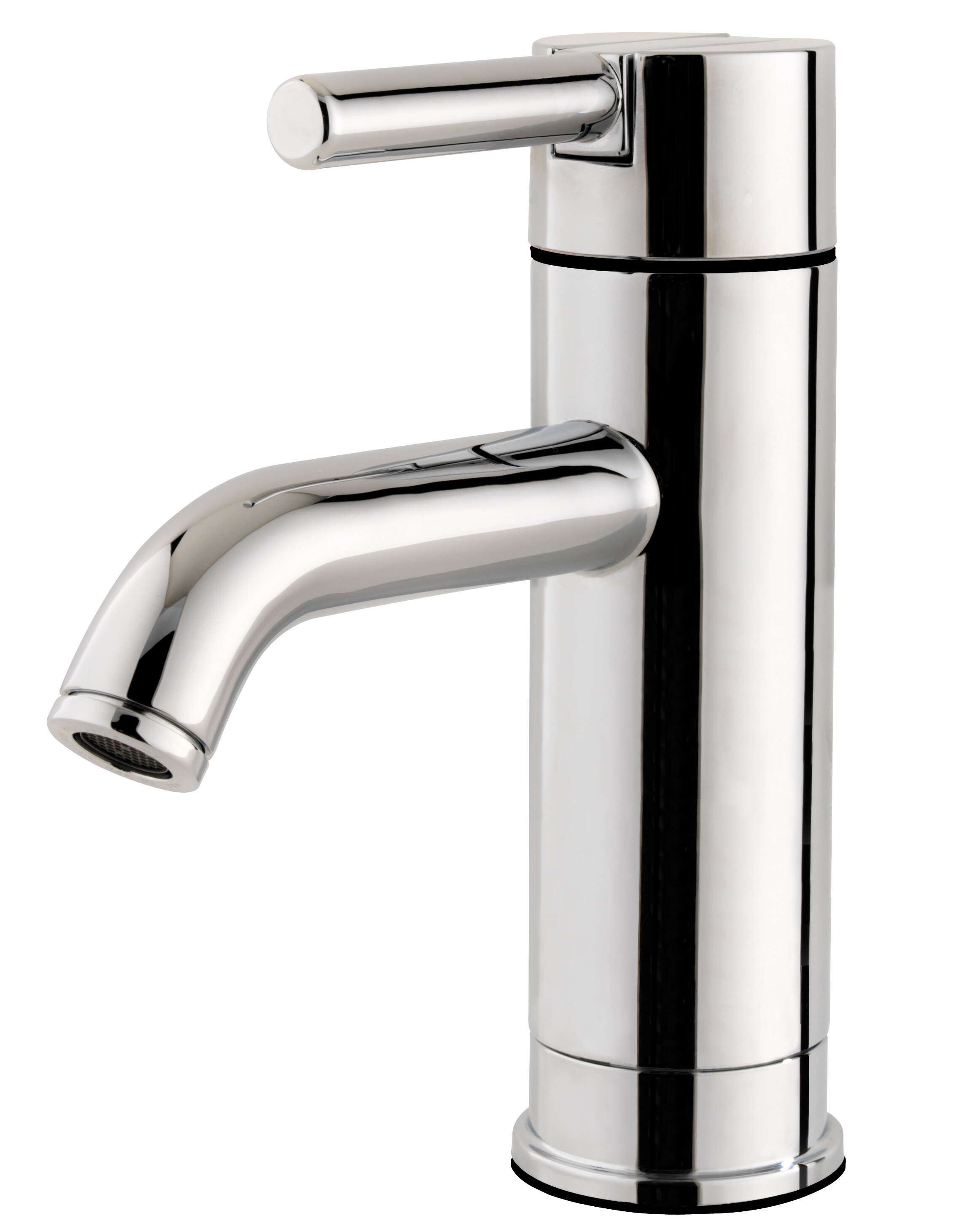 Pfister Contempra Joystick Centerset Standard Bathroom Faucet with ...