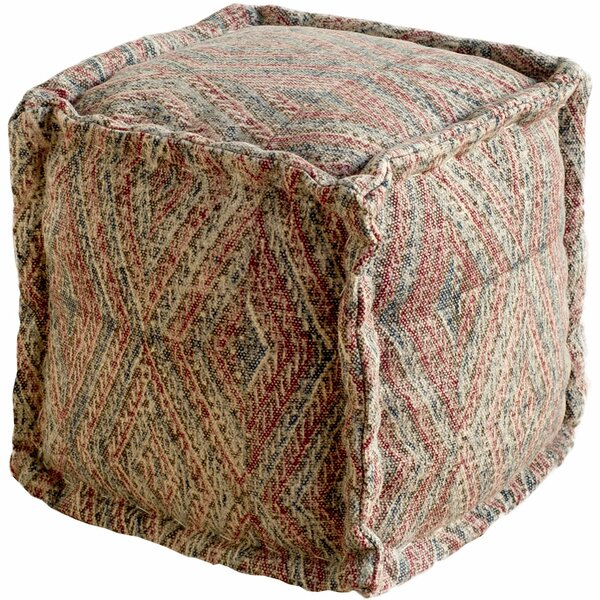 Willcox Otto Pouf by World Menagerie