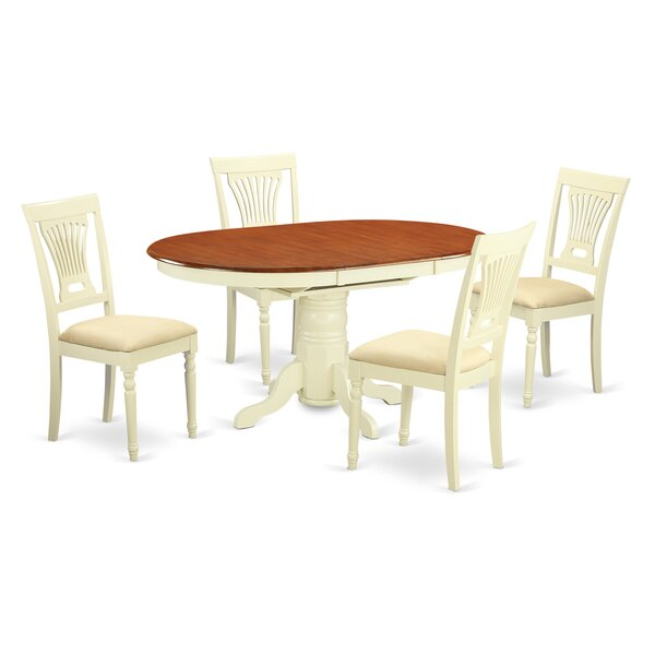 Bargain Spurling 5 Piece Dining Set By August Grove Wonderful