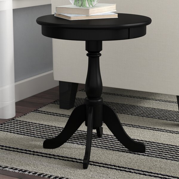 Tolliver End Table by Three Posts