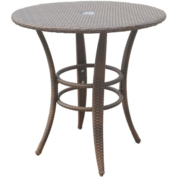 Key Biscayne Bistro Table by Panama Jack Outdoor