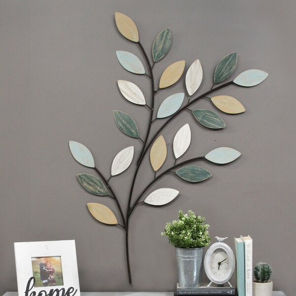 Botanical Branch Wall Decor by Canora Grey