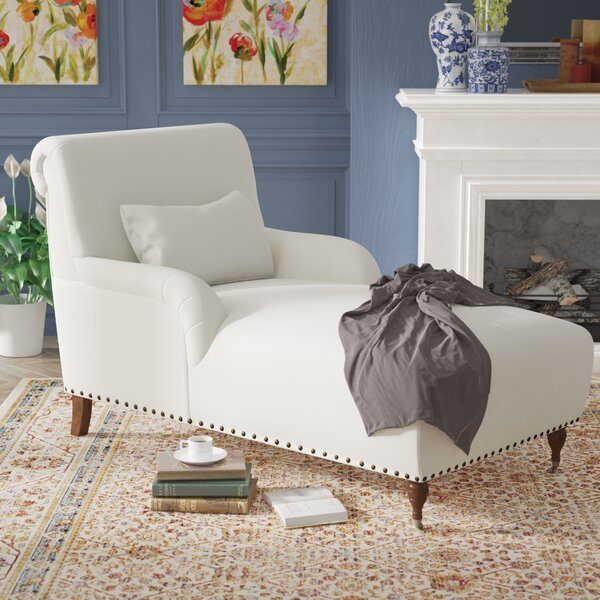 Charlie Chaise Lounge by Canora Grey