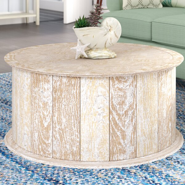 Caledonia Coffee Table by Rosecliff Heights