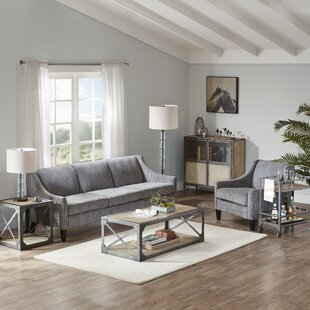 Purgatoire Valley 3 Piece Coffee Table Set Laurel Foundry Modern Farmhouse