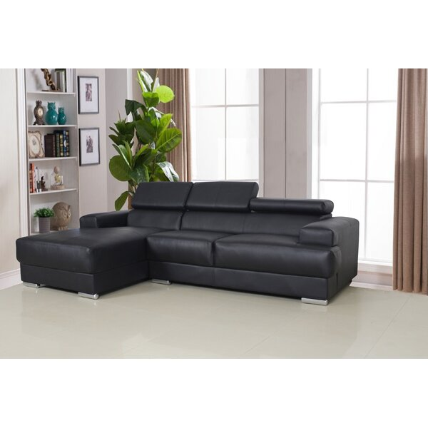 Robbie Sectional by Orren Ellis