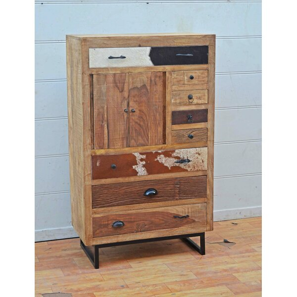 Riedel 8 Drawer Accent Cabinet by Loon Peak