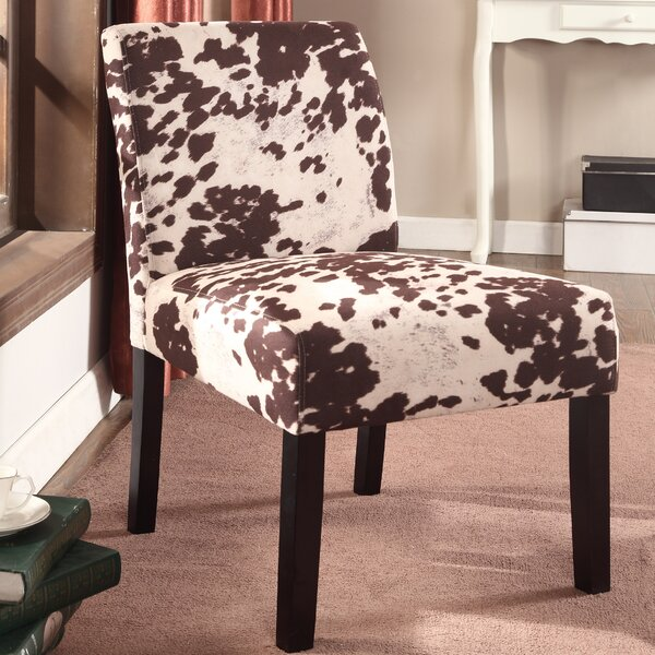 Duarte Slipper Chair (Set of 2) by Millwood Pines