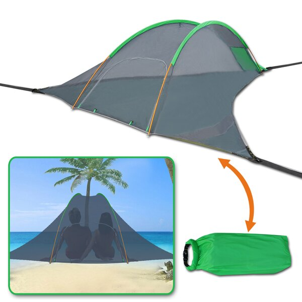 Outdoor Travel Hammock 2 Person Tent by Strong Camel