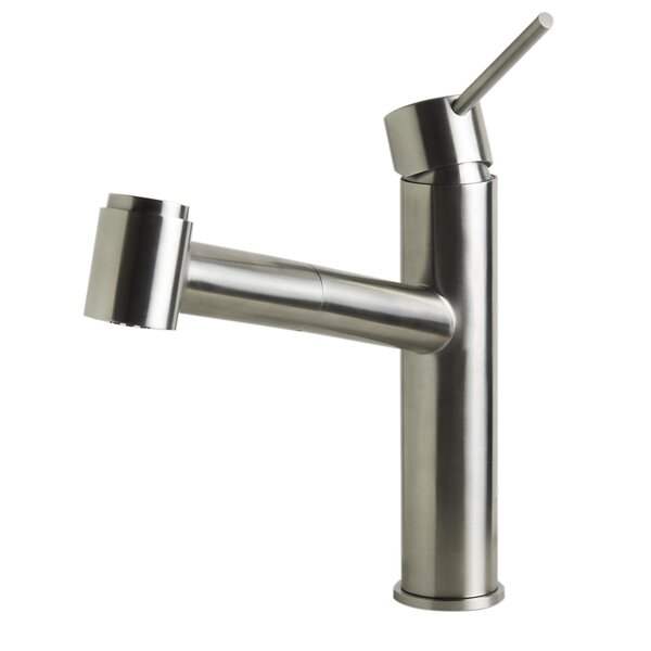 Kitchen Faucet with Pull-Out Spray by Alfi Brand