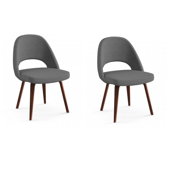 Virginia Upholstered Dining Chair (Set of 2) by Corrigan Studio