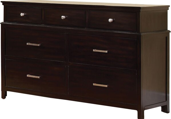 Antlia 7 Drawer Dresser by Orren Ellis