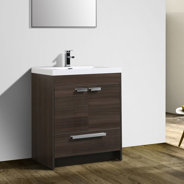 Zuzanna 30 Single Bathroom Vanity Set by Orren Ellis