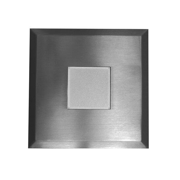SureFit Ultra Slim Surface Mount LED Downlight 5.15 Square Recessed Trim by NICOR Lighting