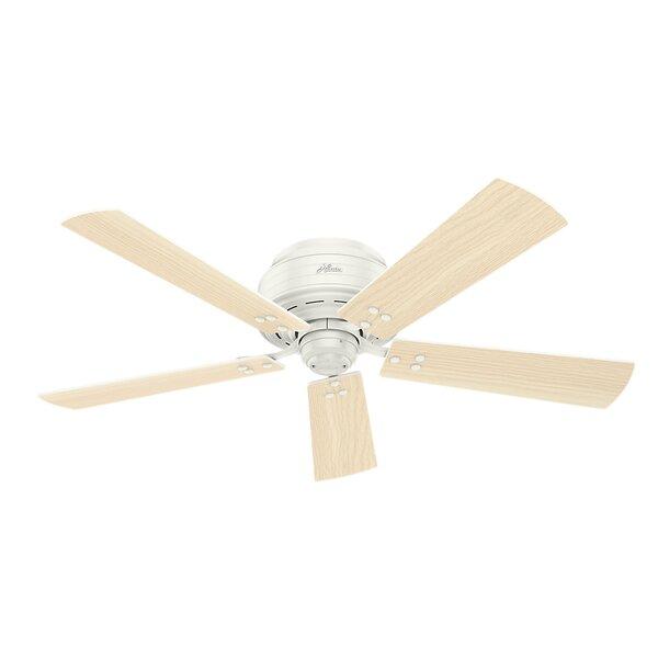 52 Cedar Key 5 Blade Ceiling Fan with Remote by Hunter Fan