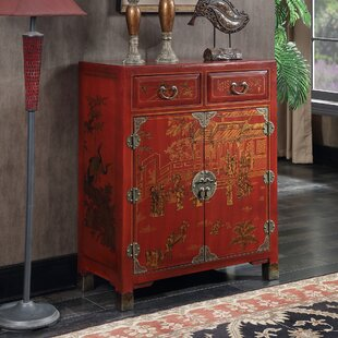 Raiden 2 Drawer Console Table with Shelf