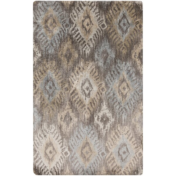 Raoul Ikat Area Rug by Bungalow Rose