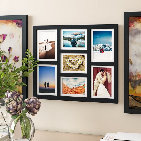Colley 7 Opening Hanging Picture Frame by Red Barrel Studio