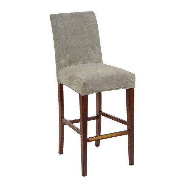 Lebanon Bar Stool Slipcover by Ebern Designs