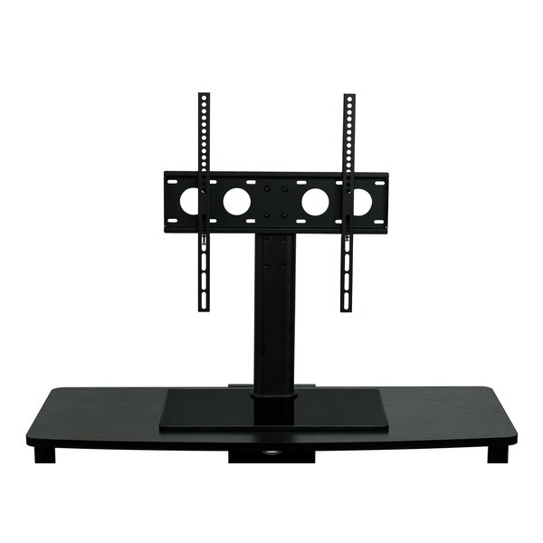 TV Stand Universal Table Top Flat Screen Television Base Fixed Desktop Mount 32-55 LCD/Plasma/LED by Mount-it