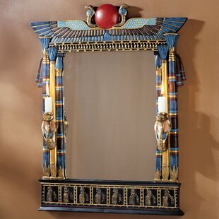 Design Toscano Egyptian  Wall Mirror