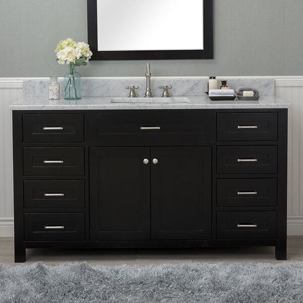 Cecilton 60 Single Bathroom Vanity by Red Barrel Studio