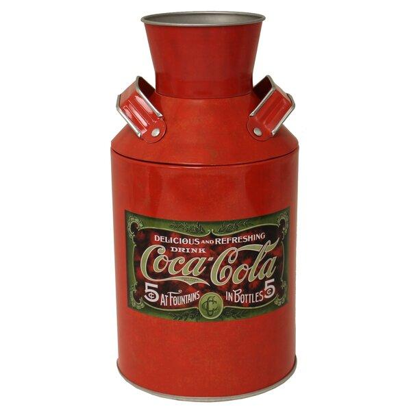 Coke Replica Decorative Bottle by Tin Box Company