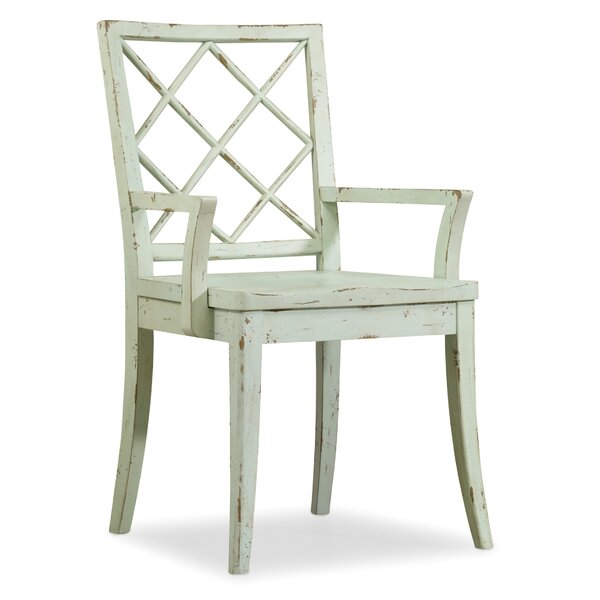 Sunset Point X Back Dining Chair By Hooker Furniture