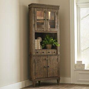 Derrickson Corner Cabinet