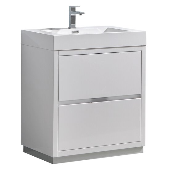 Senza Valencia 30 Single Bathroom Vanity by Fresca