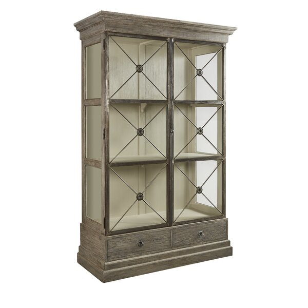 Mcgrane Glass Door Standard Bookcase by Bloomsbury Market